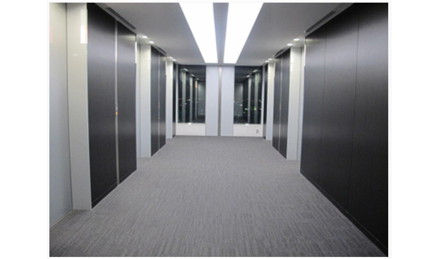 名古屋プライムセントラルタワー 廊下