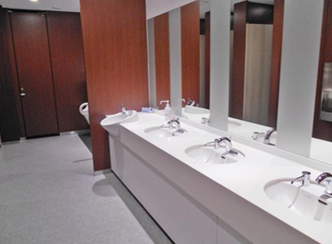 三井ビルディング トイレ