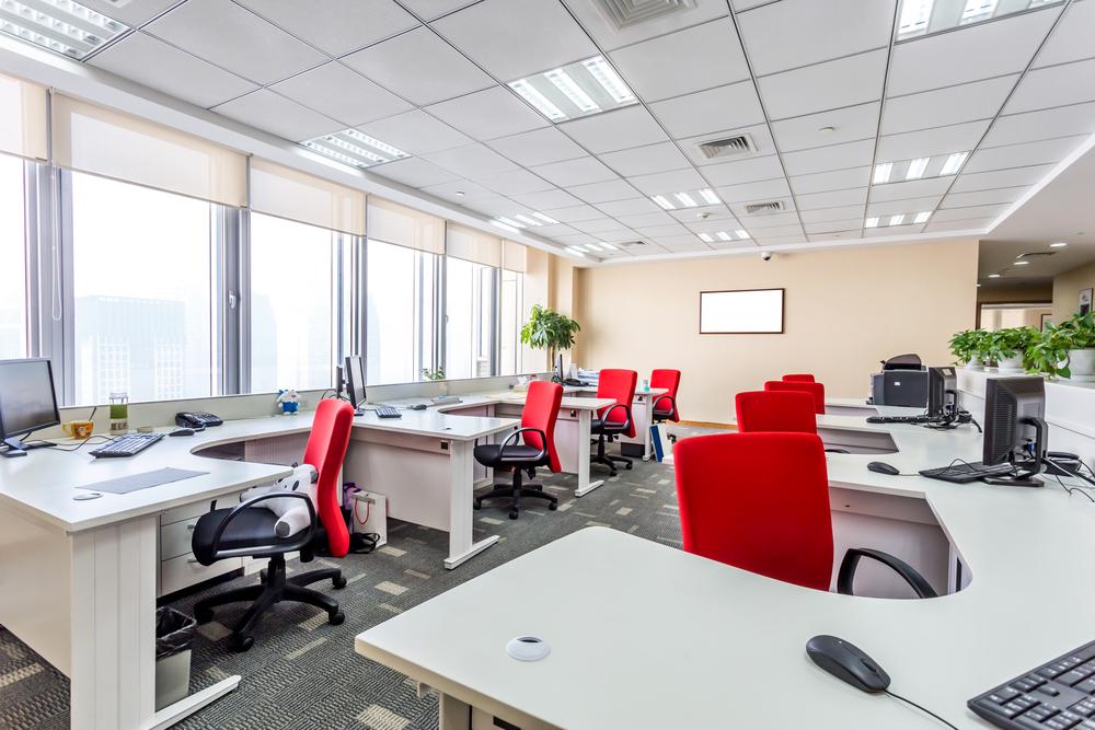 オフィス家具の新調でモチベーションアップ