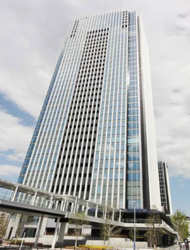 名古屋一の人気物件。グローバルゲートにオフィスを構えてみませんか