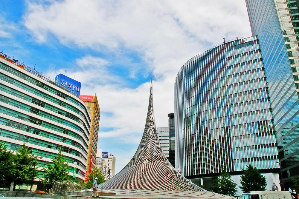 駅から徒歩1分!名古屋セントラルタワーズにオフィスを構えよう