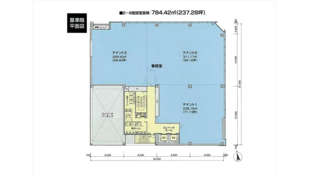パシフィックスクエア名古屋錦ビル02