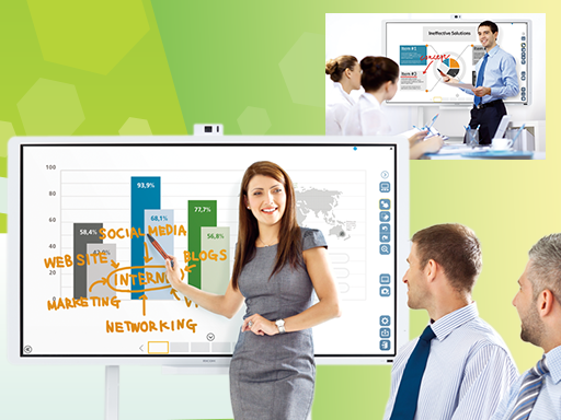 Interactive Whiteboard D3210