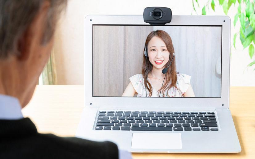 webカメラの使い方