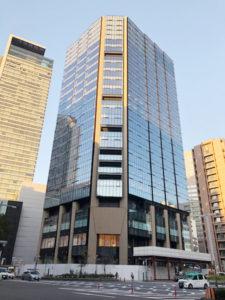「名古屋三井ビルディング北館」名古屋駅から徒歩2分、サンロード地下街と 直接繋がってます。