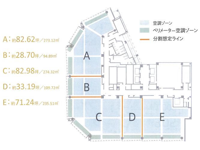 名古屋三井ビルディング北館3