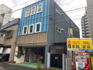 「TOMITAビル」中区新栄にあるデザイナーズ貸オフィス物件