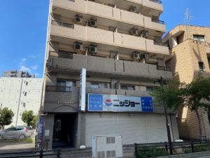 「エクセル花の木」地下鉄鶴舞線浄心駅4番出入口から徒歩1分!