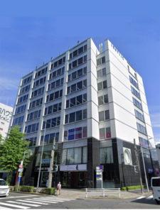 「INOFICEビル」地下鉄東山線「新栄町駅」より徒歩2分の好立地!都市景観賞を受賞しているビルです