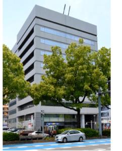 「JPR名古屋伏見ビル」伏見駅と大須駅の間に位置し、白川公園が一望できる景観のよい大型オフィスビル